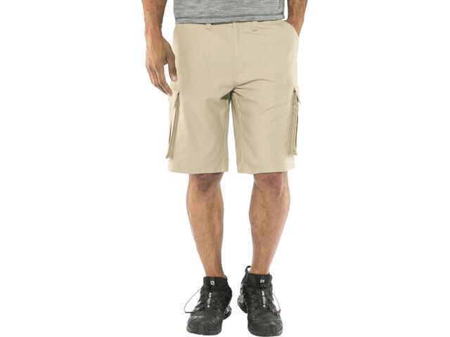Bergans Løkka Spodnie krótkie Mężczyźni, warm sand